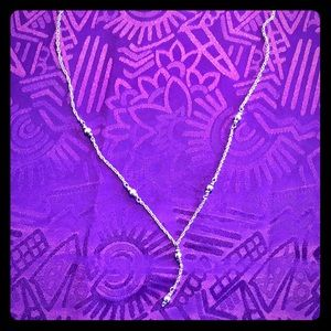 925 Sterling Silver Chain with Beads